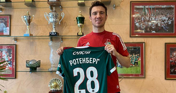 Ротенберг не играл 2,5 года, но «Локо» продлил его до конца декабря. Все о нестандартной ситуации