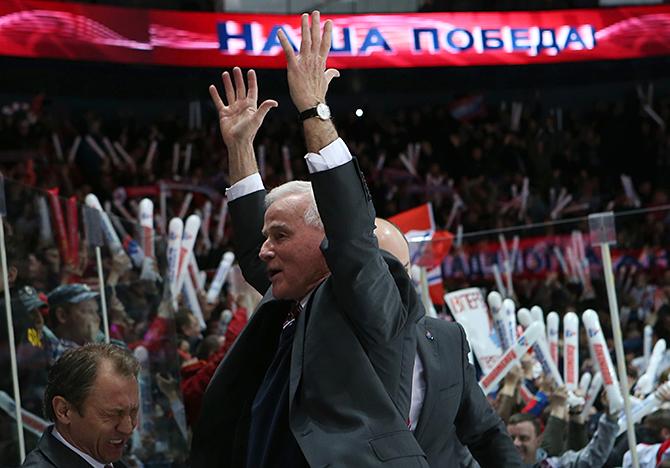 Локомотив, Юрий Яковлев, Петр Воробьев, Дэйв Кинг, КХЛ, Кубок Гагарина