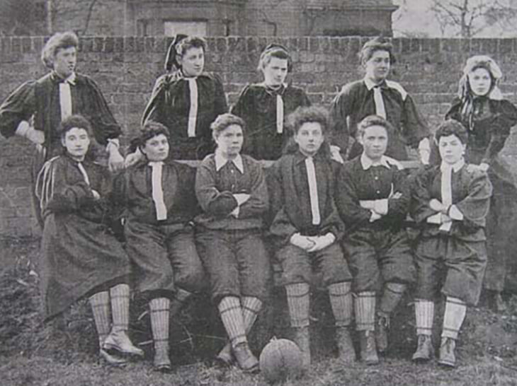 ЧМ-2019 жен, Футбольная ассоциация Англии, женский футбол