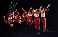 Серебро лыжников, бронза во фристайле и мельдоний в пробе Крушельницкого. Олимпийский онлайн