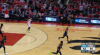 Terrence Ross gets up for the big rejection