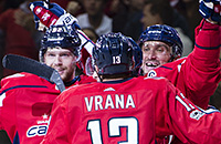 Александр Овечкин, Вашингтон, НХЛ, Якуб Врана, Евгений Кузнецов, Барри Троц