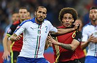 сборная Бельгии, сборная Франции, сборная Италии, сборная Германии, сборная Испании, Евро-2016