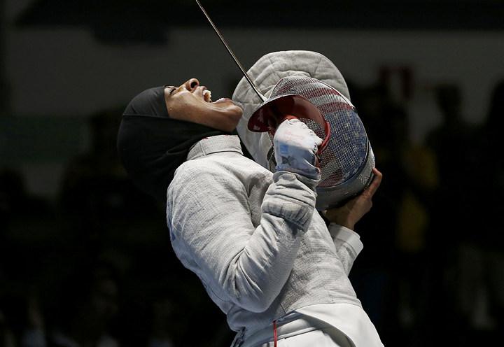 Рио-2016, сборная США, Ибтихадж Мухаммад