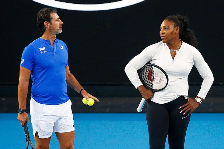 Тренер Серены выдумал, что теннис умирает, и спасает его форматом из баскета и волшебными карточками