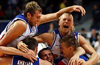 сборная России, Евробаскет-2007