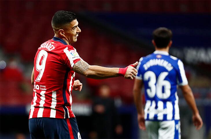 Теперь-то «Атлетико» удержится первым в Ла Лиге? Обыграли последнего сложного соперника, оторвались от «Барсы»