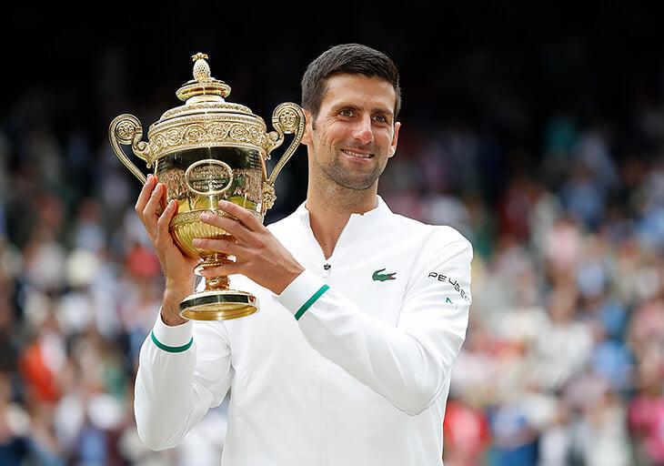 Все, Джокович точно величайший теннисист в истории. Спорить бесполезно – таких достижений нет больше ни у кого