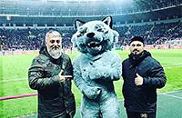 сборная России, фото, Рамзан Кадыров, Ахмат-Арена