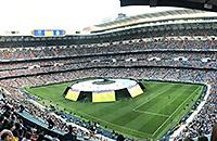 Как смотрели финал в Мадриде и Турине. Это чума!