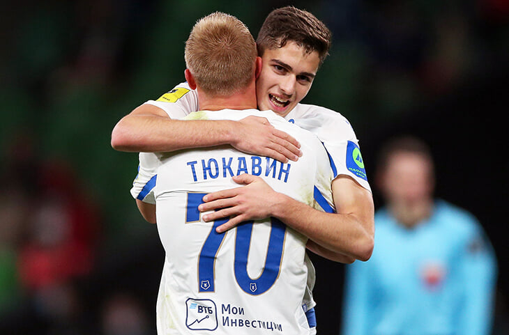 24, 23, 22, 19, 18 – возраст всех авторов голов «Динамо» в этом сезоне. Мечта?