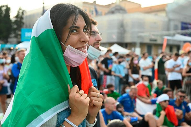 «Я даже полюбил Манчини». Этот Евро делает каждого итальянца счастливее