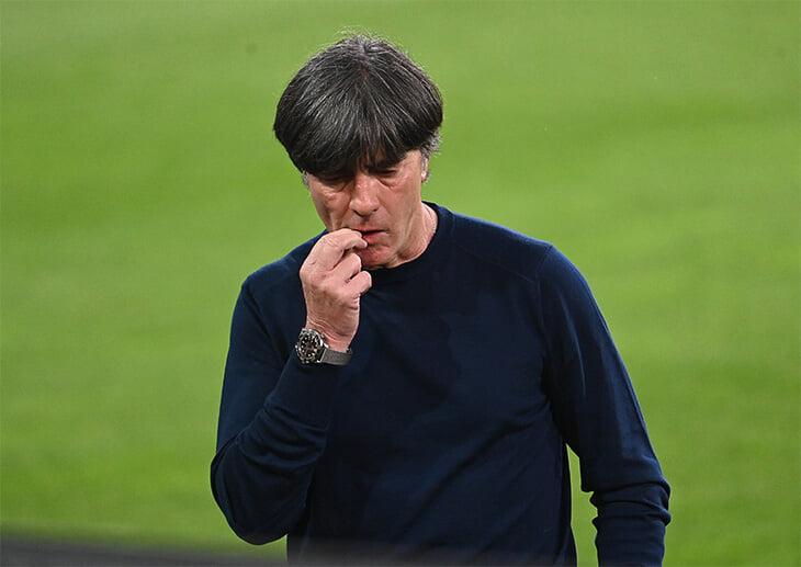 Что будет с Германией на Евро? Лев обещал починить бундестим после провала на ЧМ-2018, но, кажется, у него не получилось