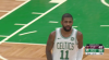 Kyrie Irving with the great assist!