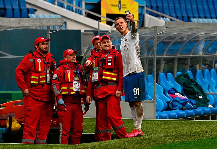 Недавно у Кокорина были варианты в Испании и Франции. А давно сорвался большой переход в «Арсенал» – из-за «Динамо»