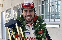 Макларен, 24 часа Ле-Мана, WEC, гонки на выносливость, Формула-1, Тойота, Фернандо Алонсо