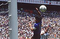 сборная Англии, сборная Аргентины, видео, Диего Марадона, чемпионат мира