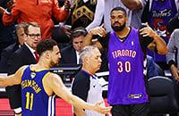 Дрейк, НБА, Торонто, Голден Стэйт