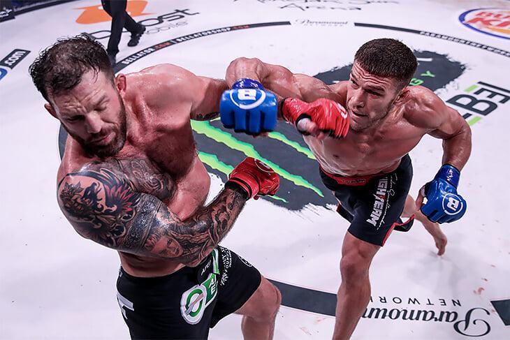 Гран-при – любимый формат Bellator: четкое расписание боев, реальная рубка за титул вместо рейтингов
