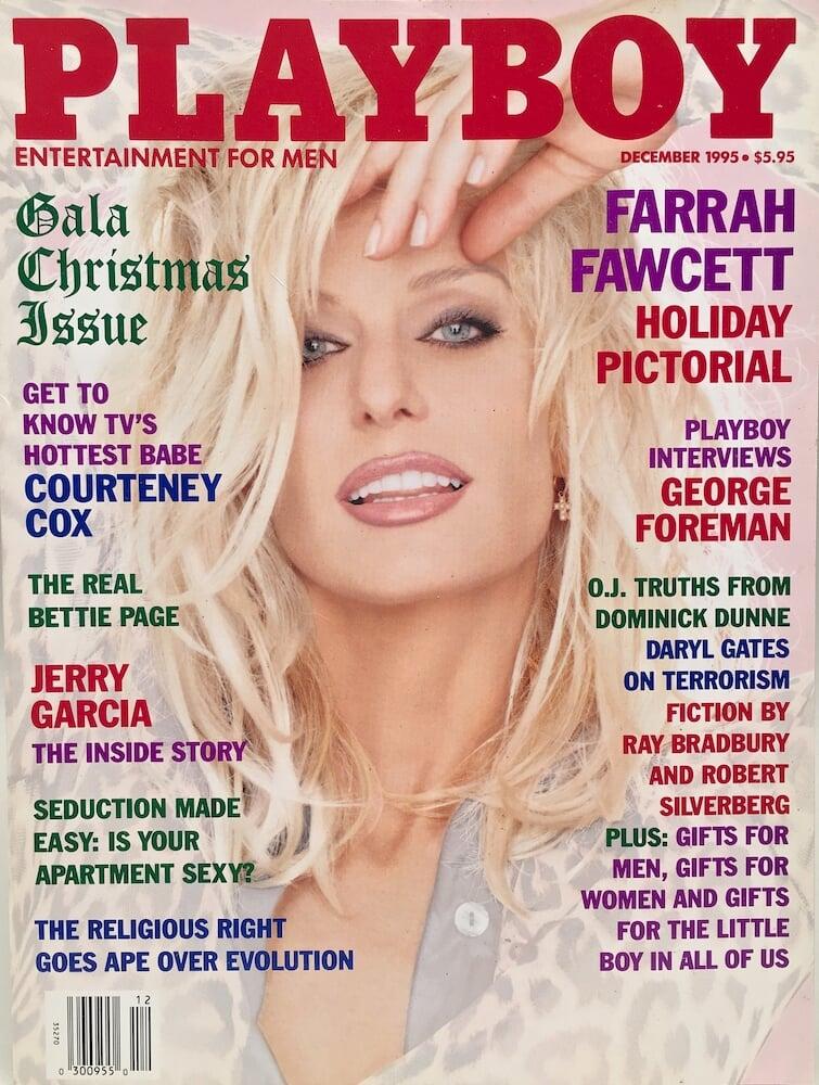 Актриса Фарра Фосетт – фанатка тенниса, джогинга и секс-символ 70-х. Постер с ней в красном купальнике – самый продаваемый в истории