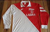 Интересный спонсор «Монако» в начале 90-х