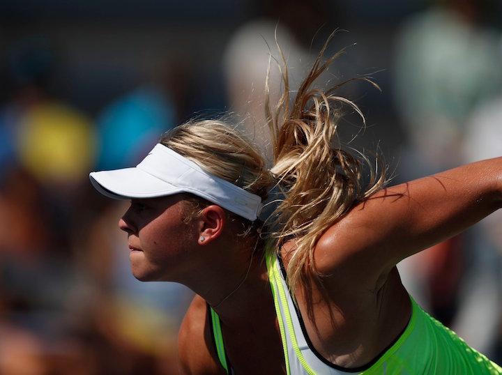 Мария Шарапова, Nike, Карина Виттхефт, WTA