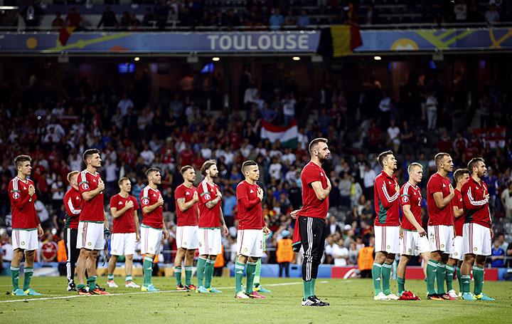сборная Венгрии, фото, Евро-2016