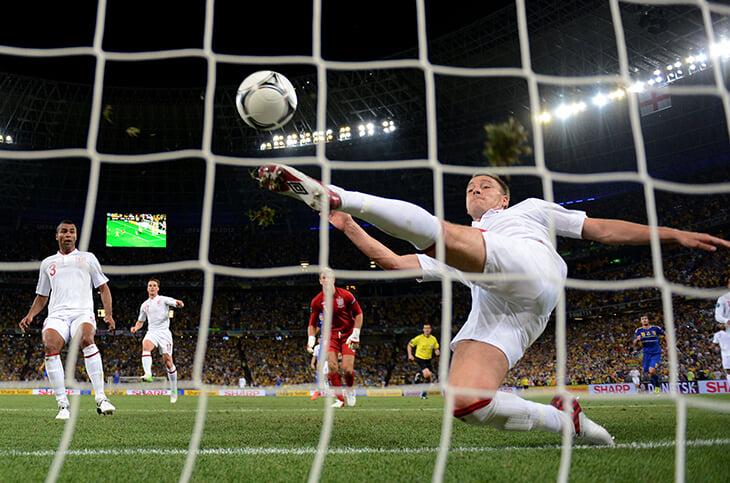 Шевченко забил Швеции два за шесть минут –на Евро-2012. Это последние голы в его прекрасной карьере
