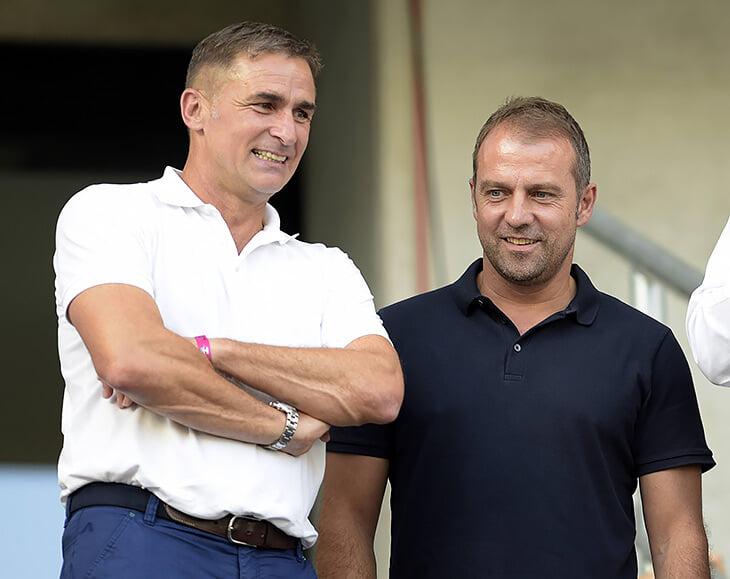 Кунтц – главный кандидат в тренеры сборной России. Ничего не добился с клубами, но выиграл все с немецкой молодежкой