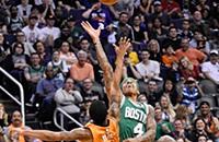 Самый забавный спорный мяч в НБА