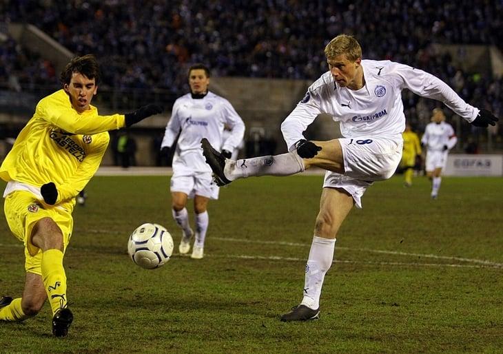 Смотреть матч по футболу зенит бавария 2008