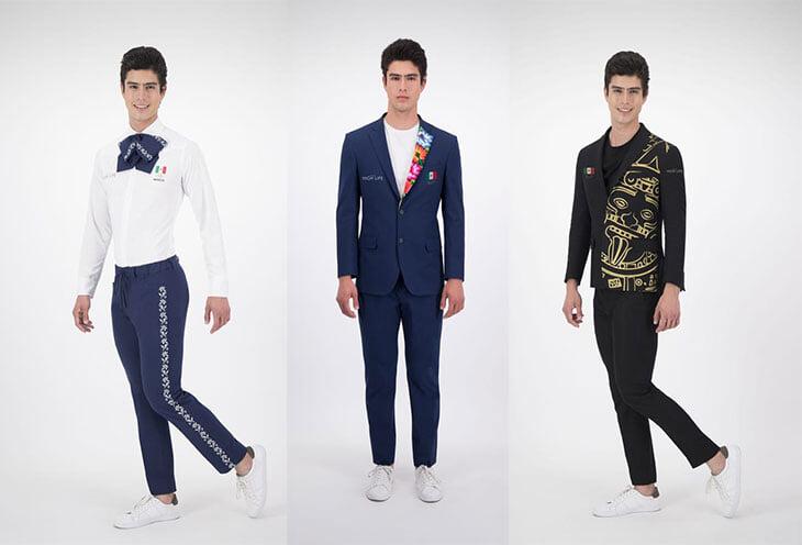 Что спортсмены наденут на Олимпиаде-2021? У Канады – джинсовки с иероглифами, Ральф Лорен и Армани сшили костюмы для США и Италии