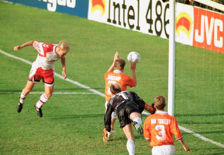 Трагедия Кима Вильфорта: во время Евро-92 он разрывался между сборной Дании и дочкой, которая умирала от рака