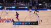 Nice dish from Luka Doncic