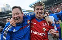 Игорь Денисов, сборная России, болельщики, Евро-2016