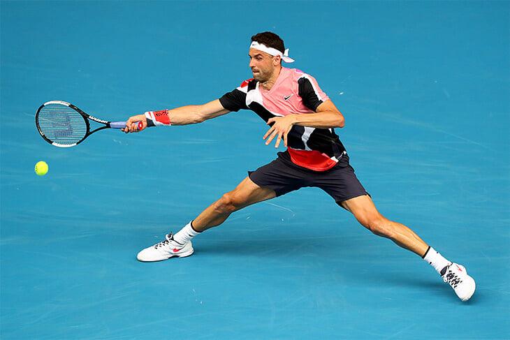 Заметили пятнистые наряды на Australian Open? Это Nike боялся, что теннис слишком скучный