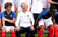 Дидье Дешам, Сборная Франции по футболу, ЧМ-2018 FIFA