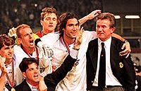 Бавария, Реал Мадрид, Юпп Хайнкес, Лига чемпионов