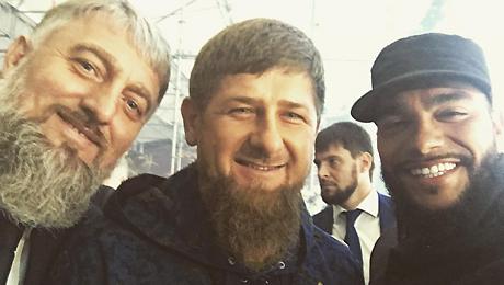 Тимати выступил для чеченского промоушена «Ахмат» в Москве