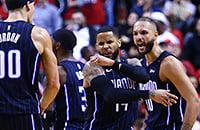 Денвер, НБА плей-офф, Сан-Антонио, Бруклин, Орландо, НБА, Филадельфия, Торонто, видео