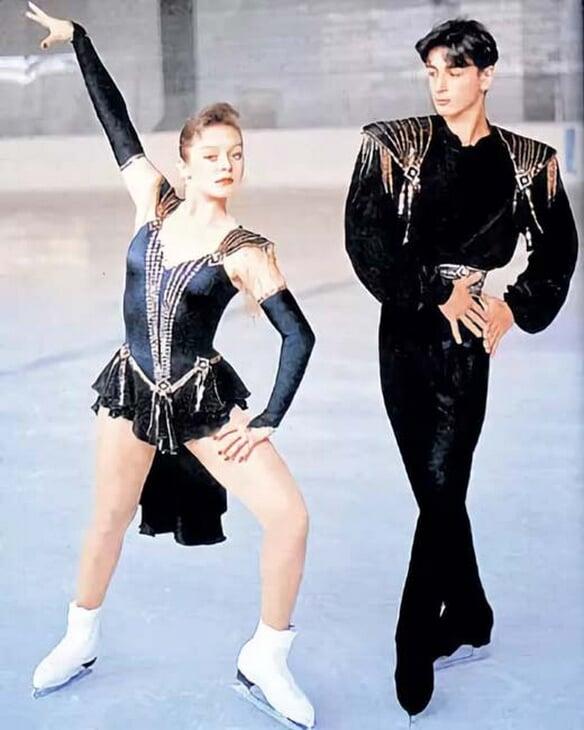 Марина Анисина – фигуристка, которая поднимала партнера в танцах. Эта поддержка олицетворяла свободу