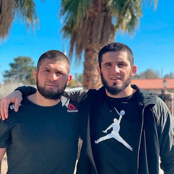 «О Аллах, дай нам увидеть их мучения». Хабиб и другие бойцы-мусульмане заступились за протестующих палестинцев в Иерусалиме