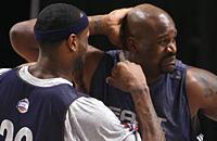 Матч всех звезд, НБА, Шакил О′Нил, видео