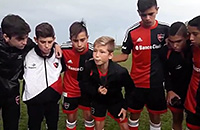 детский футбол, Ньюэллс Олд Бойз