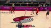 CJ McCollum nails it from behind the arc
