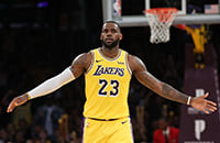 Леброн Джеймс, НБА
