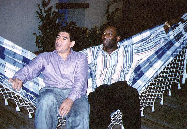 Неизвестные истории о Диего Марадоне