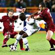 Лига чемпионов УЕФА, Рубин, Интер