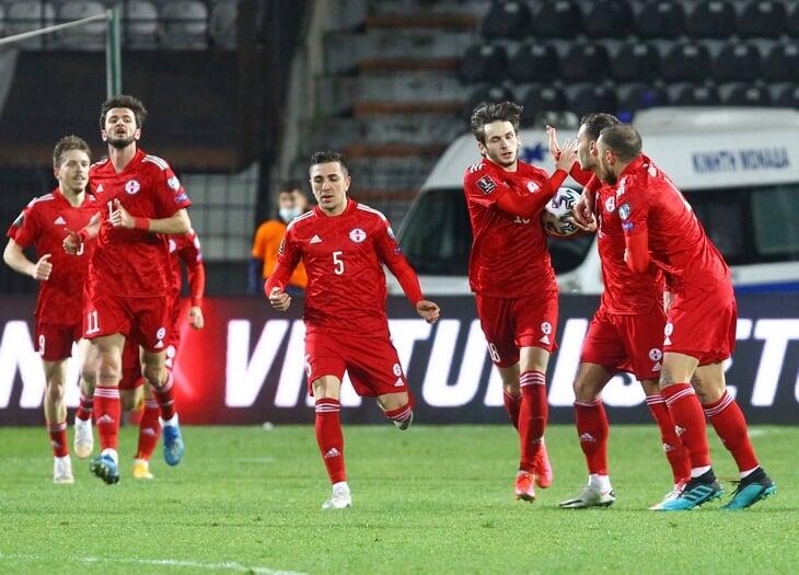 Хвича – лучший дриблер отбора на ЧМ-2022. В среду забил Греции, уложив защитника финтами и закатив в ближний