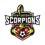 San Antonio Scorpions FC - logo